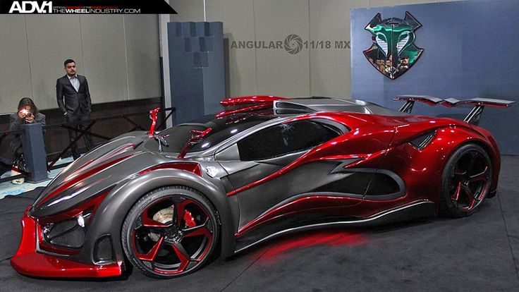 Inferno Exotic Car 2017 >> Inferno Exotic Car Made Of Metal Foam Not That Kind Of Car