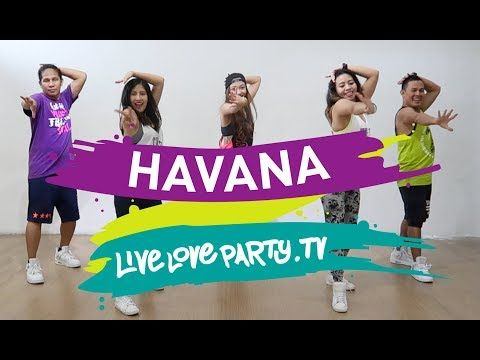 Havana | Live Love Party™ | Zumba® | Dance Fitness - YouTube