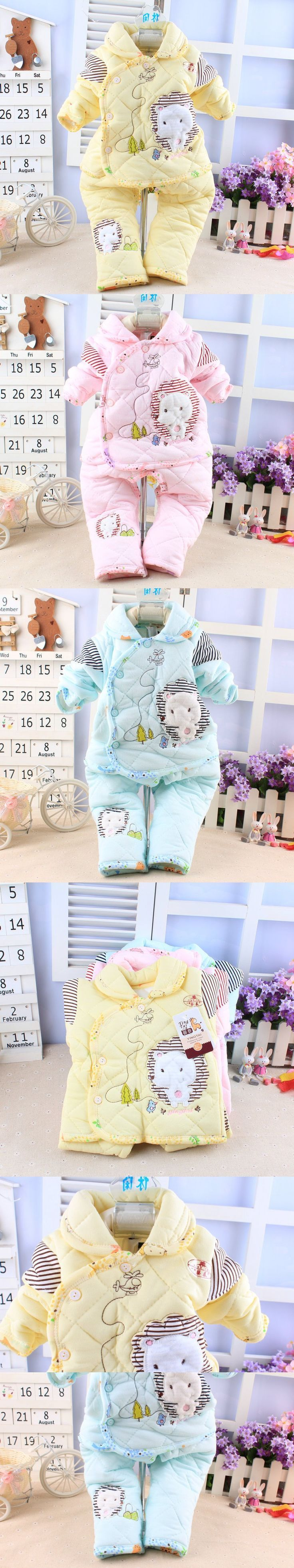 Nice Clothes For Kids Cartoon Fashion Infant Baby Clothing Set Turn-down Collar Single Breasted Newbor... Check more at http://24shopping.tk/fashion-clothes/clothes-for-kids-cartoon-fashion-infant-baby-clothing-set-turn-down-collar-single-breasted-newbor/