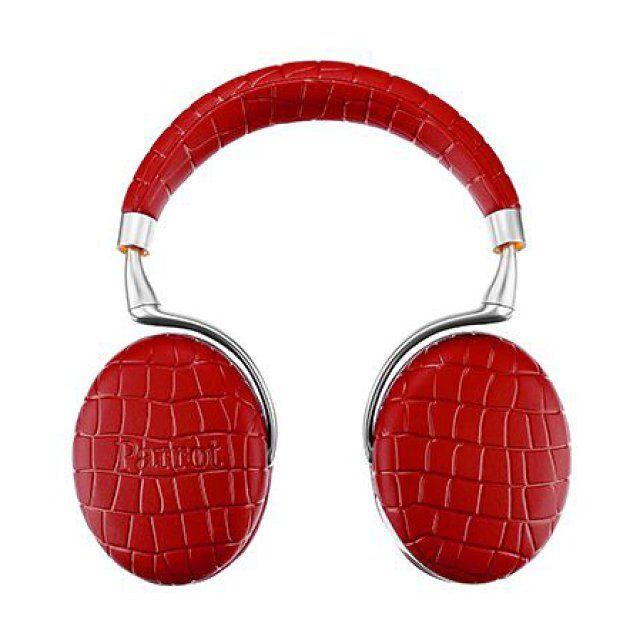 Parrot Zik 3 headphones in red, $400 parrot.com