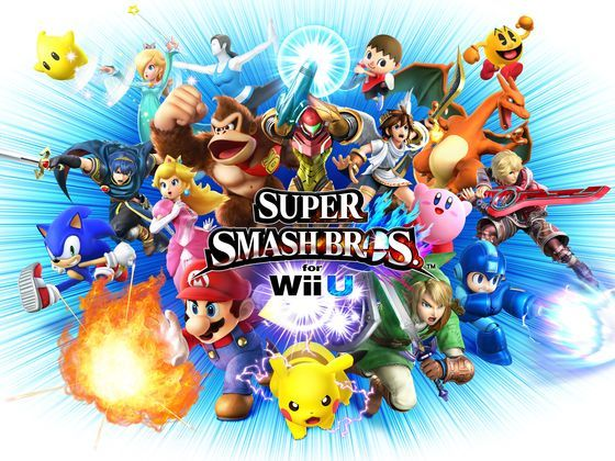 Which Super Smash Bros Character Are You?- I am Mario