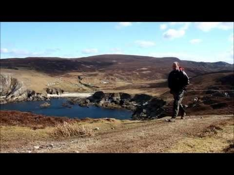 The Finest Coastal Walking in Ireland (Walks Around Port in Donegal 2)