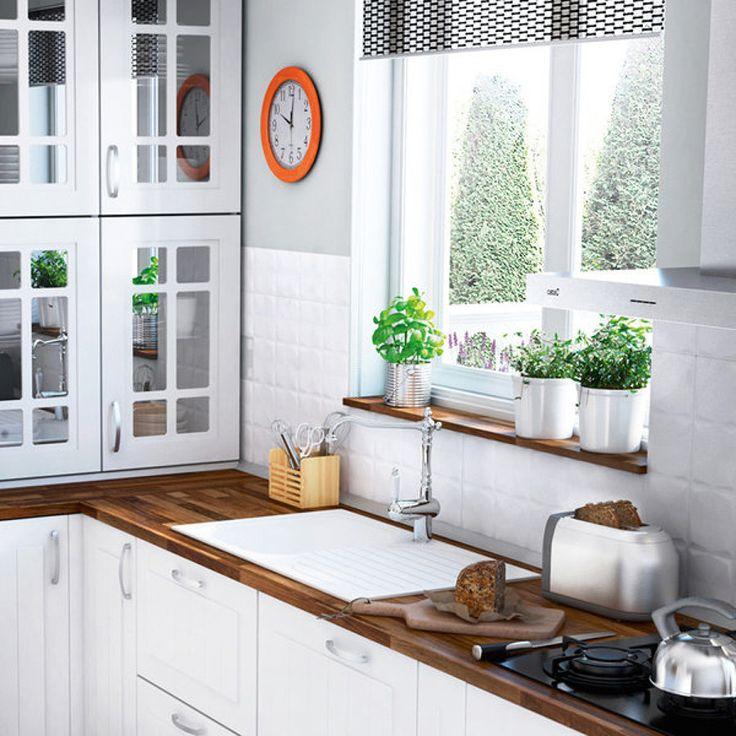 Las 25 mejores ideas sobre fregadero antiguo en pinterest - Fregadero cocina ...