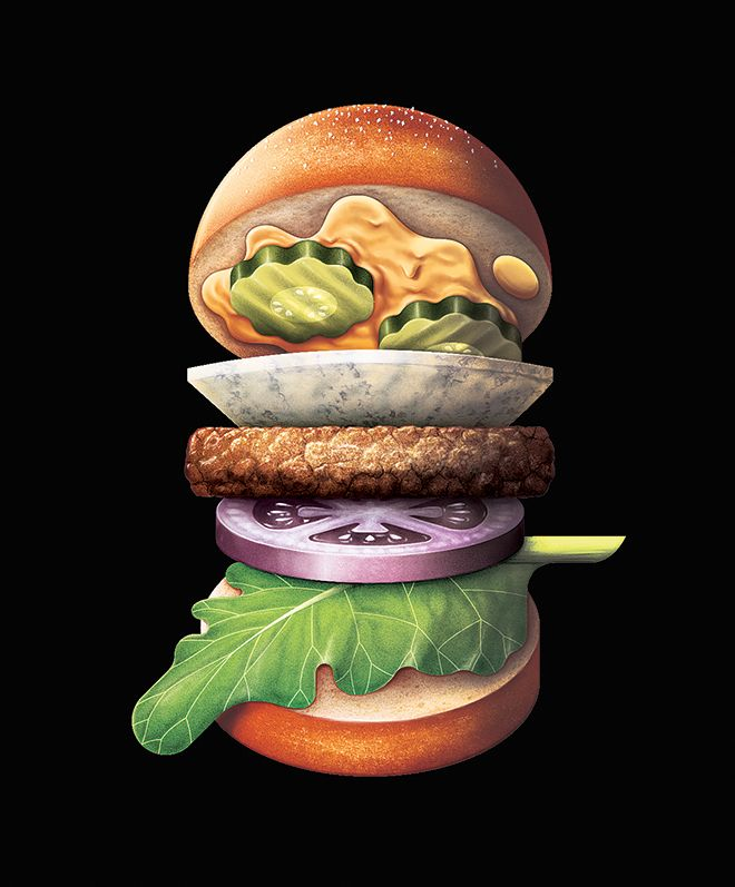 Get ready to drool: Introducing the perfect burger | Time Out New York