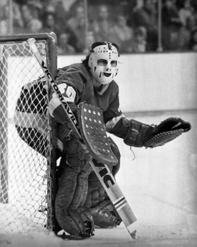Rogie Vachon | Los Angeles Kings | NHL | Hockey