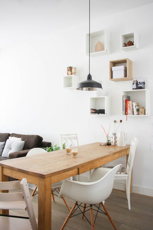 Homes With Heart: Nordic Simplicity Meets Lighthearted Dutch Design | decor8 - Styled and Photographed by Holly Marder