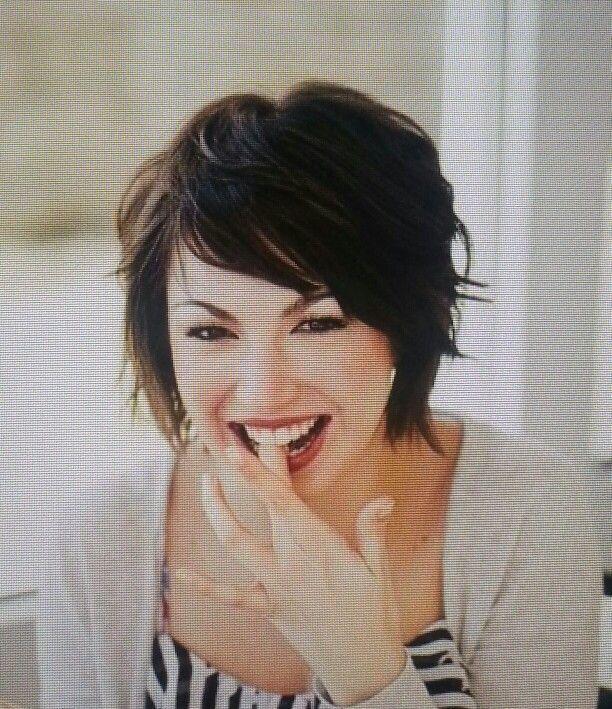 Pittig halflang haar kapsel bij Jolanda's Haarmode Zeist