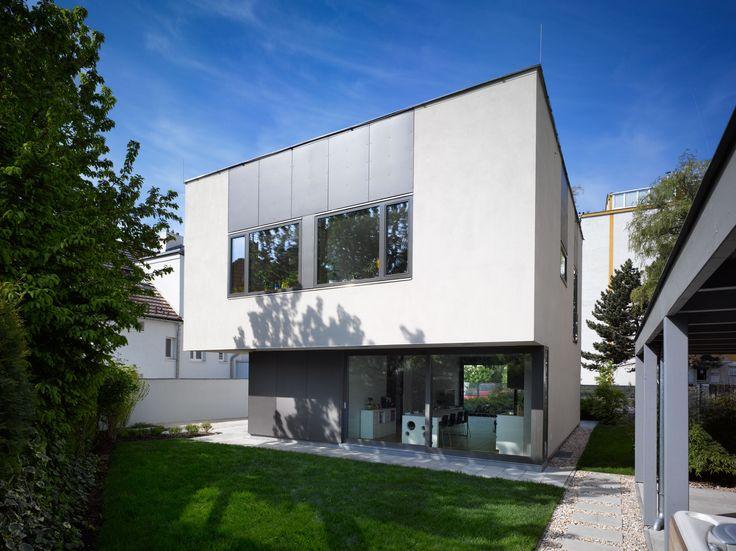 Rodinný dům v Praze | VYŠEHRAD atelier