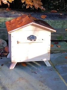 Beepol Villa Copper Top and Voucher for Large Bumblebee Hive