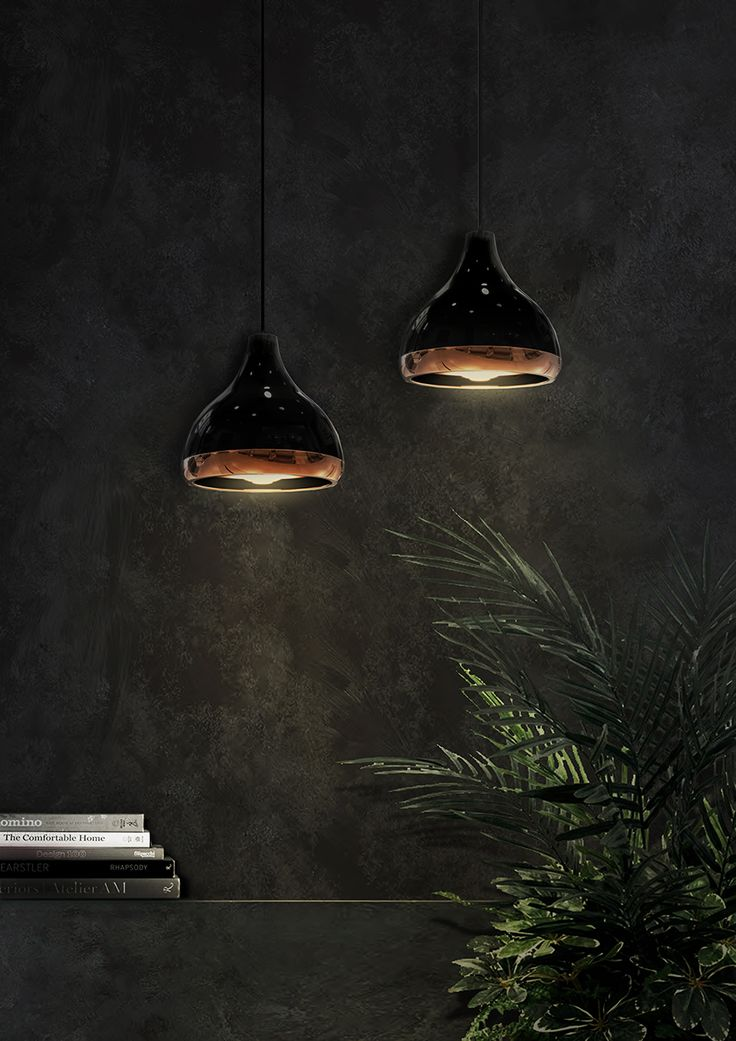 Hanna pendant suspension lamp: because when it comes decorating any room of your home, you must pay attention to the lighting you chose. The best interior design inspiration!