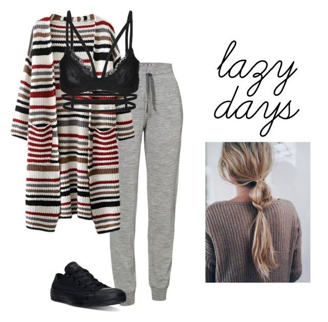 """lazy days"" by bbriii on Polyvore featuring Icebreaker and Converse"
