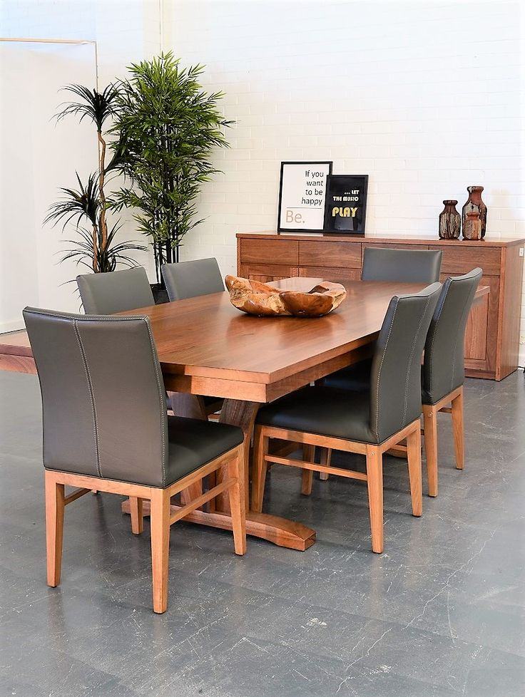 New, gorgeous, Australian made pieces in store for 2017.  The perfect setting for your dining room! Come in and have a look in our showroom in Nunawading, we're open all weekend!  Mark, Lifestyle Furniture