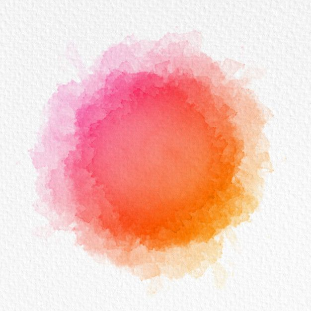 Download Watercolor Background On Textured Paper For Free In 2020
