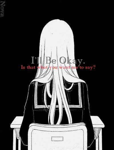 773 Best Sad Anime Images On Pinterest