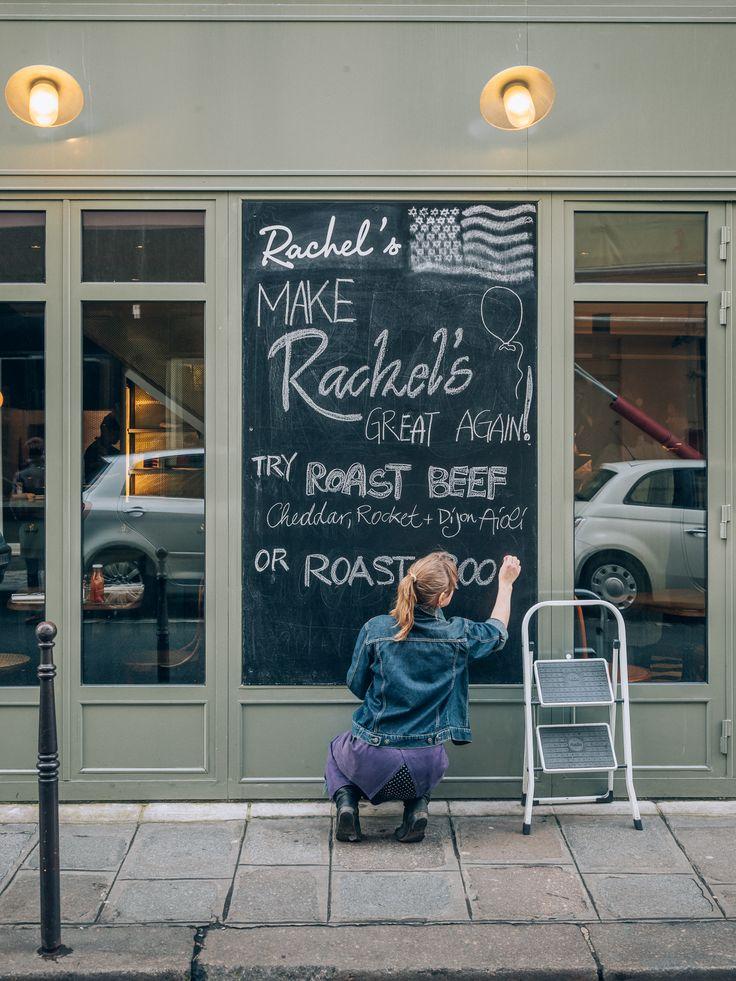 Rachel's Bakery | Une épicerie Deli, comme à New York, avec un choix impressionnant de produits made in USA : viandes séchées, poissons fumés, sandwiches au pain frais maison, bagels, crackers, et desserts, dont le fameux cheesecake du Rachel's, le restaurant d'en face...| 20 rue du Pont aux choux, 75003 Paris