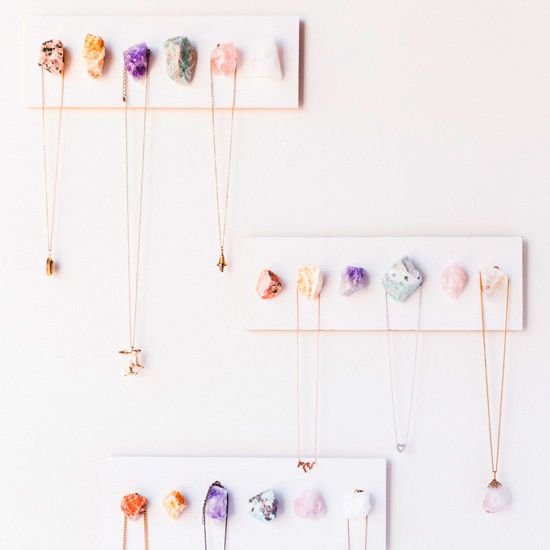 15 Creative Ways to Organize Your Jewelry
