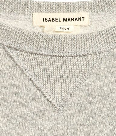 isabel marant. always comfortable and fashionable pre-post workout, maybe even during