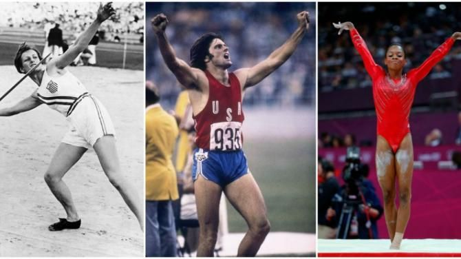 The Most Iconic Olympic Moments of the Past 100 Years - Best Olympic Games Moments Usa Olympics, Photo P, Summer Games, Michael Phelps, Team Usa, Female Athletes, Winter Sports, First Nations, Olympic Games