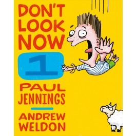 Don't Look Now: Falling for It and the Kangapoo Key (Book 1) $12.99