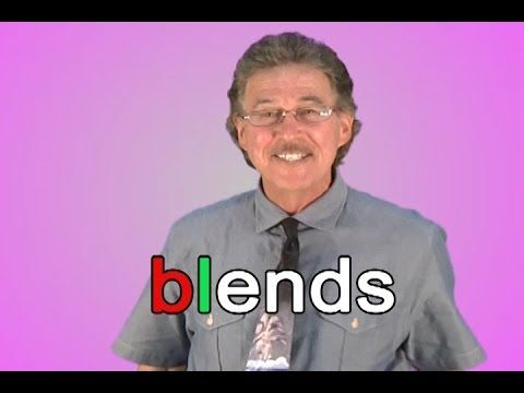 Blends Song | Letter Blends | Consonant Blends | Two Letters that Work T...