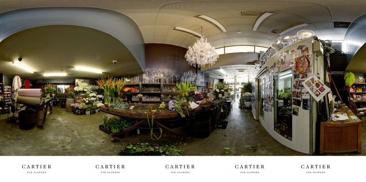 Cartier for Flowers creating beautiful and stylish flowers for over 20 years.
