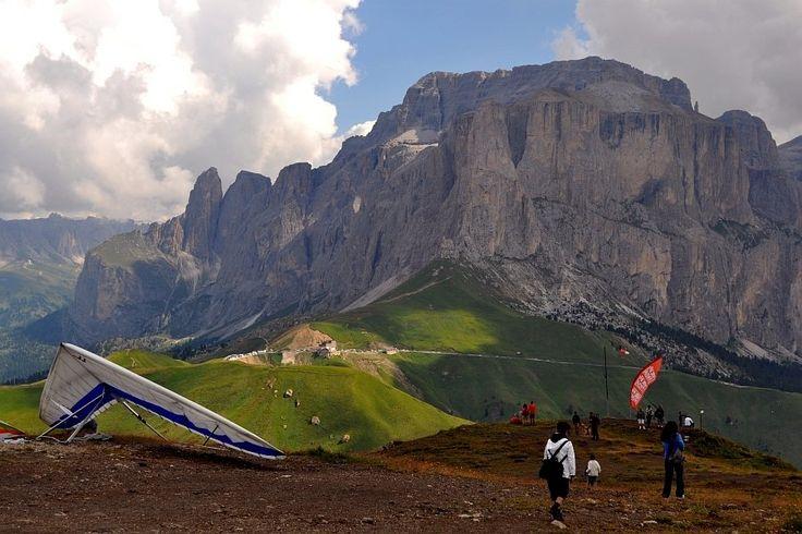 Nella Val di Fassa emozioni in volo con Fassa Sky Expo