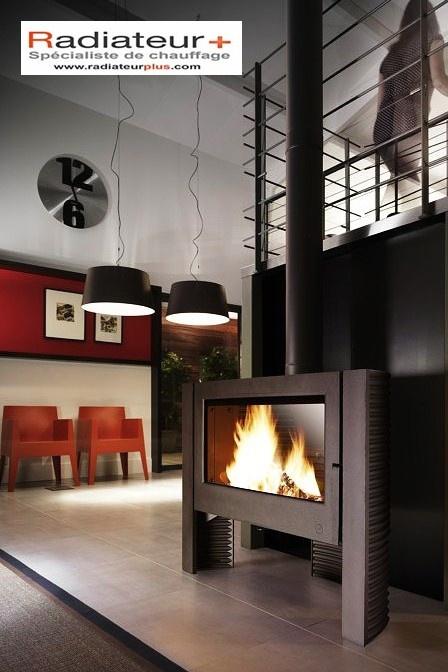 Poêle cheminée Itaya - INVICTA