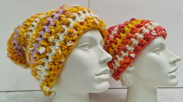 Will's Wools: Coole gehaakte Beanies! Cool crocheted Beanies!
