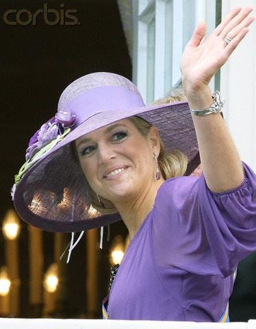 Princess Máxima at Prinsjesdag