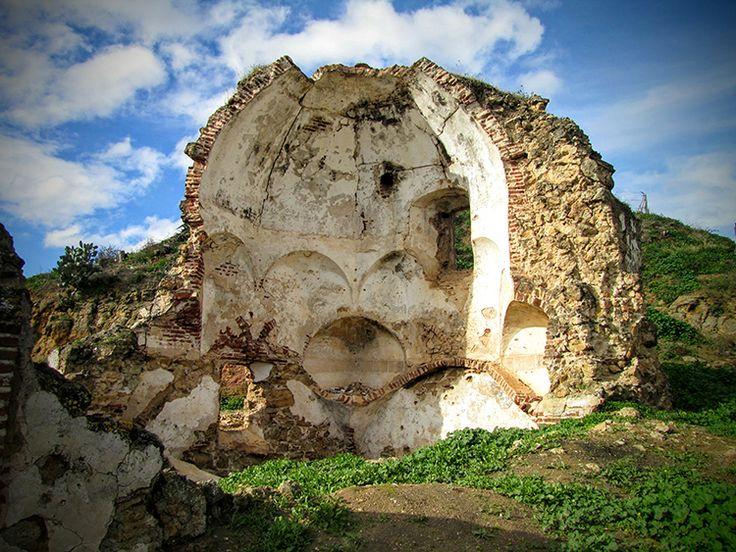 Convento franciscano de Santiago en Lobón. #Convento #Convent #ruinas #Ruins #Art #Arte