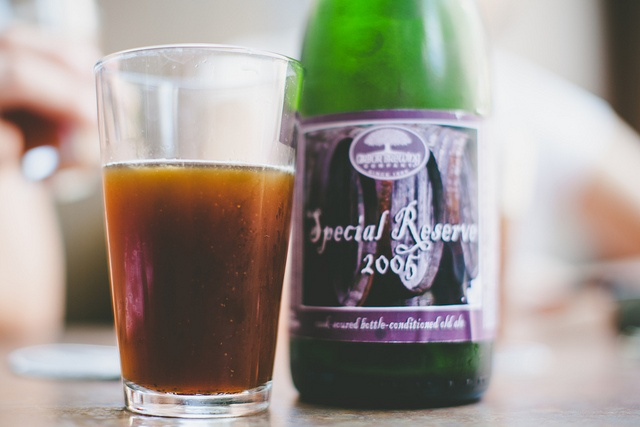 http://www.goodbeerhunting.com  Arbor Brewing's Special Reserve 2005