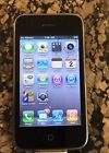 Apple AT&T iPhone 3GS 8GB Black Model A-1303 Working A1303 A 1303