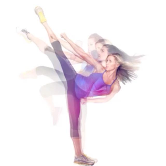 Les Mills Body Combat: a new workout fav, intense:)