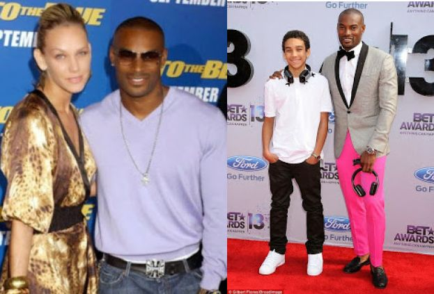 Tyson Beckford's baby mama April Roomet replies Chris Brown after the singer threatens her son - https://www.nollywoodfreaks.com/tyson-beckfords-baby-mama-april-roomet-replies-chris-brown-after-the-singer-threatens-her-son/