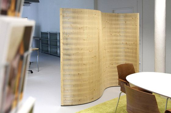 Partition Element 3 layer spruce by dukta   Architonic