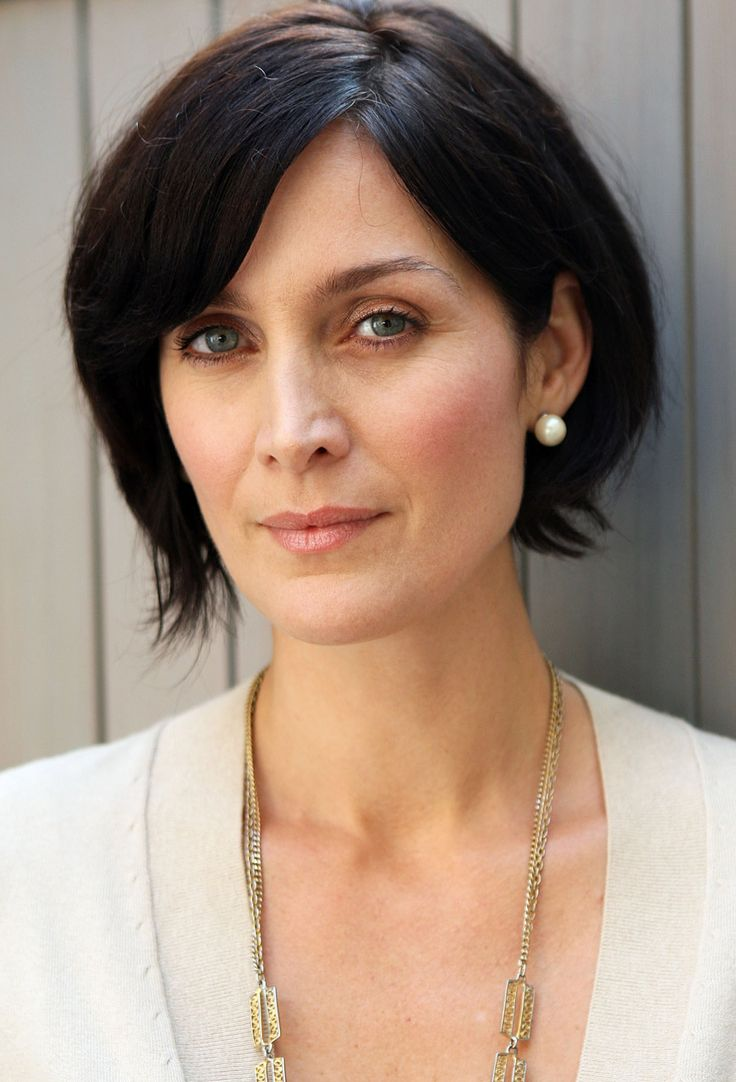 17 Best images about ~ Carrie-Anne Moss ~ on Pinterest ...