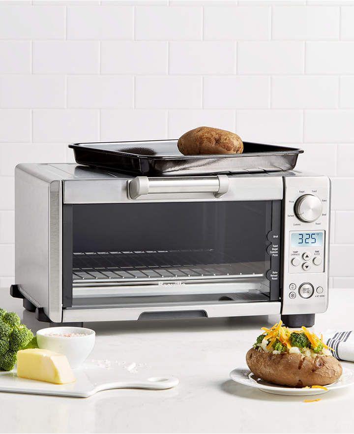 Breville Bov450xl Toaster Oven The Mini Smart Oven Small Kitchen Appliances Oven Kitchen Oven