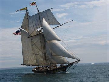 Tall ships sail into Owen Sound