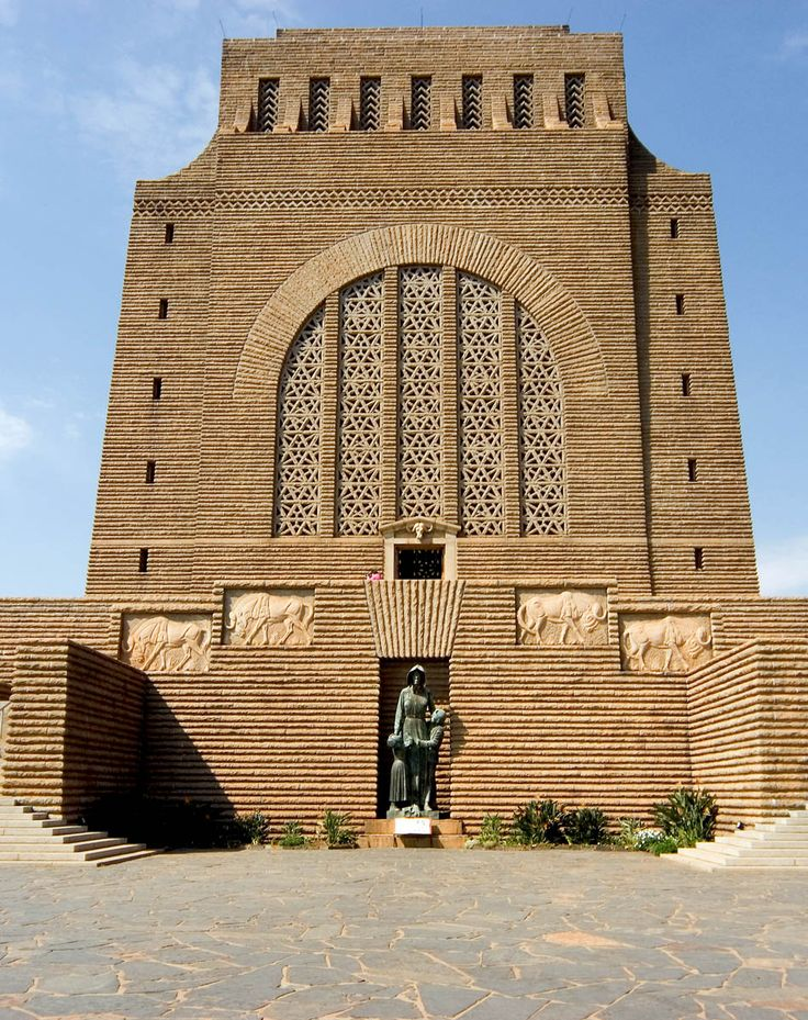 The Voortrekker Monument in Pretoria, the most vulgar memorial ever constructed by man, South Africa | Discover why Millions of Tourists visit South Africa