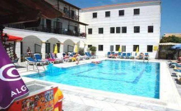 Lefkimi Hotel in Kavos Corfu Greece