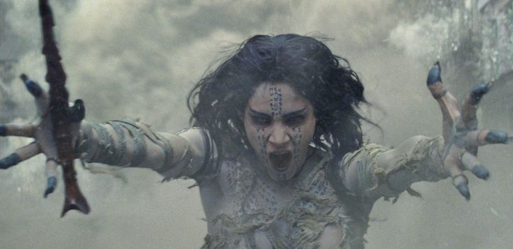 the mummy, sofia boutella, la momia