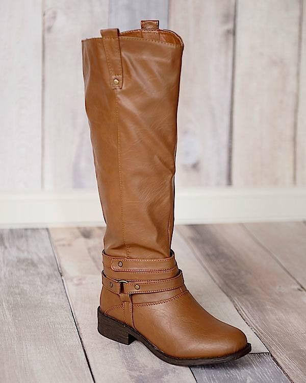 Zip 4- Riding Boot | Cents Of Style