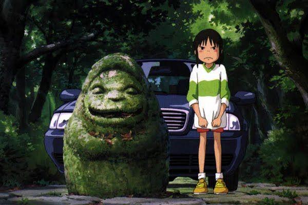 Resultado de imagem para a viagem de chihiro