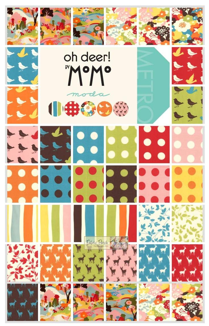 Oh Deer! Jelly Roll - Patchwork & Quilting Fabric - $42.00 ... : quilt supplies - Adamdwight.com