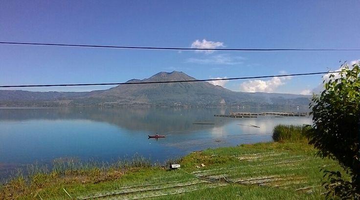 Cycling Tour around Lake Batur Kintamani Bali