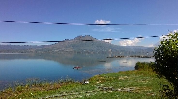 Cycling Tour around Lake Batur Kintamani Bali