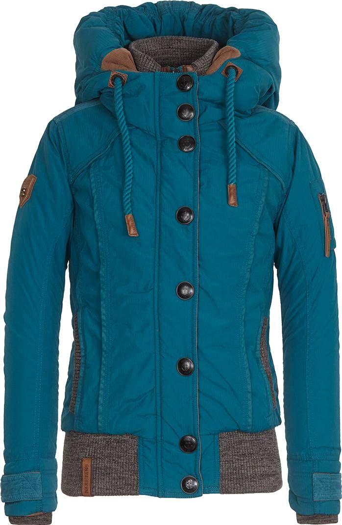 Female Jacket Shortcut III von Naketano. Schnelle und kostenlose Lieferung. 100 Tage Rückgaberecht.