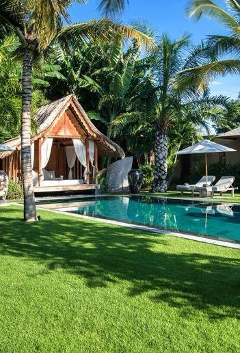 Take me to Bali! Villa Tiga Puluh is in Seminyak, Bali