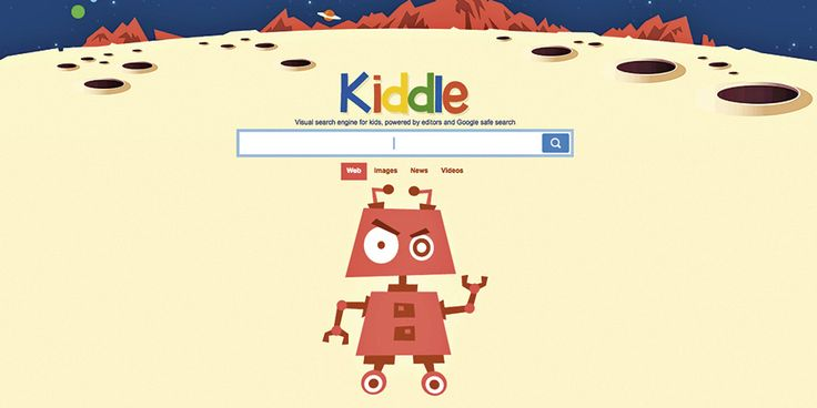 Kiddle, el polémico buscador para niños   Tendencias   LA TERCERA