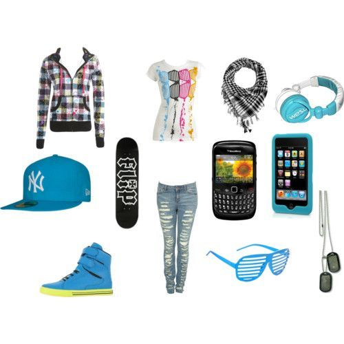 Skater Girl Outfits | skater girl outfit | Clothes